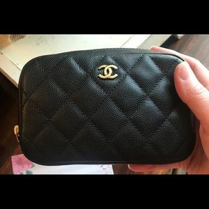 Chanel o case - cosmetic